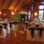 Wedding Ceremony in The Cypress Room