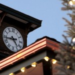 TCC clock in December