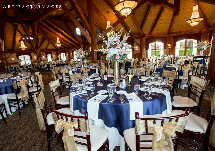 Banquet Hall at Tewksbury Country Club