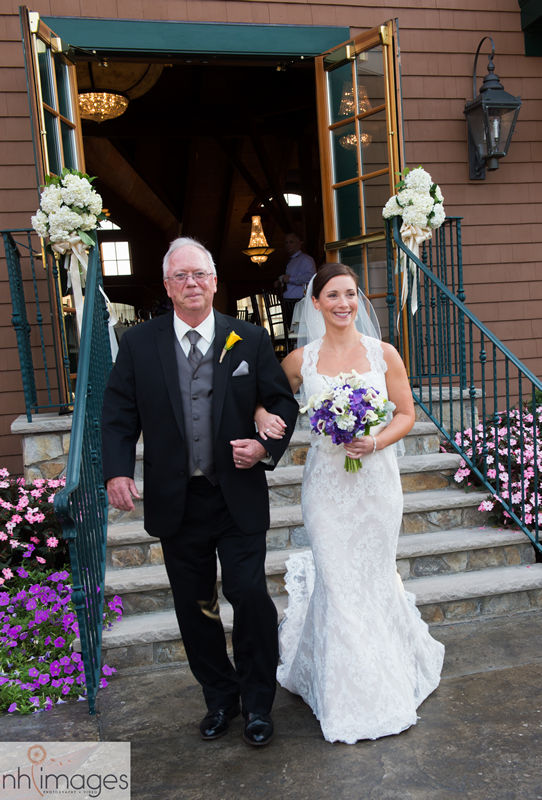 Entrance of the Bride & Her Father