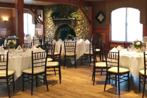 Andrea's Room: a private function room at Tewksbury Country Club