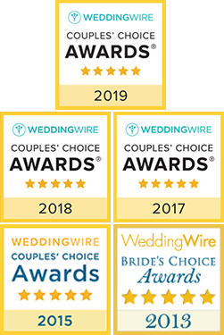 Tewksbury Country Club wins Wedding Wire Bride's Choice & Couples' Choice Awards