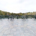Cypress Room Patio at Tewksbury Country Club